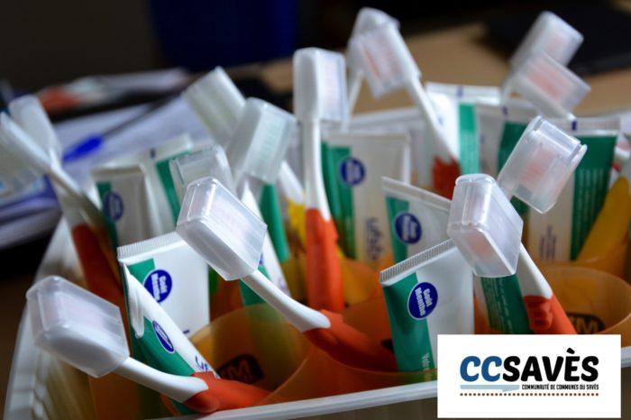 Hygiène bucco-dentaire étape 2 - janvier 2019-3 - Polastron : les fameux kits