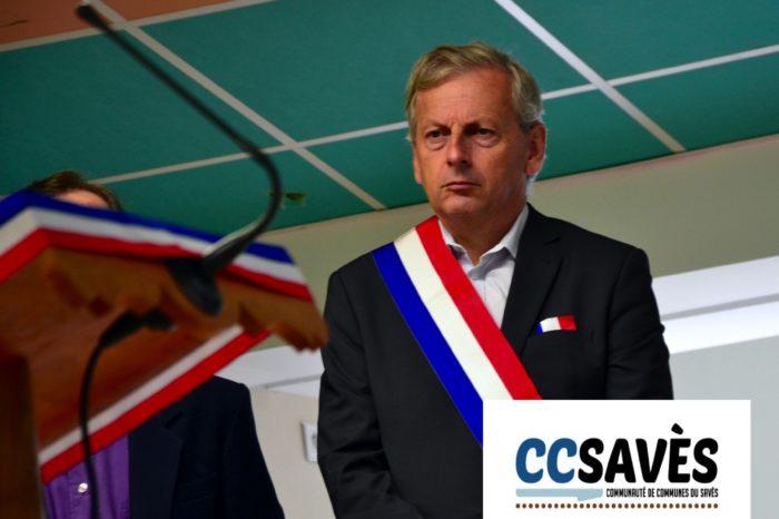 Inauguration mairie Pellefigue - juillet 2019-5 - Le député Jean-René Cazeneuve