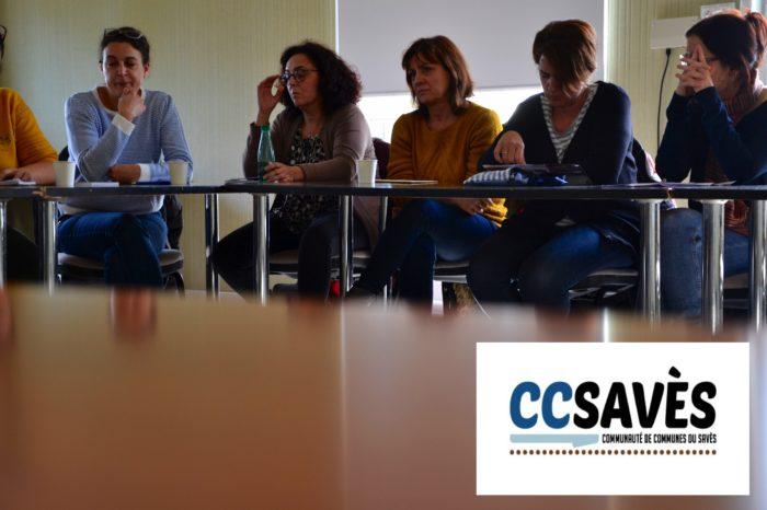 Commission menus - novembre 2019-2 - Les personnels de cantine du Savès