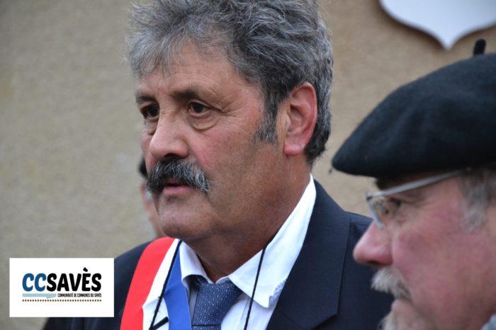 Auditorium Tournan - Décembre 2019-5 - Jean-Luc Mimouni le maire et son fidèle adjoint et conseiller communautaire (suppléant), Jacques Cauffepé-Pourcet
