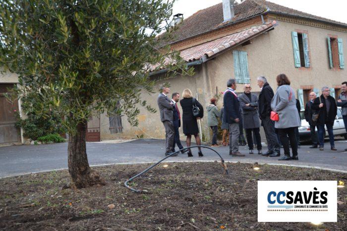 Auditorium Tournan - décembre 2019-1 - L'olivier du coeur de village