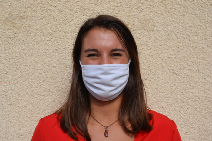 Julie Faustino masquée - Julie Faustino (Seysses-Savès)
