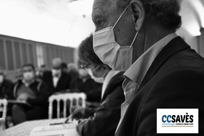 Conseil communautaire Cazaux-Savès - octobre 2020-1