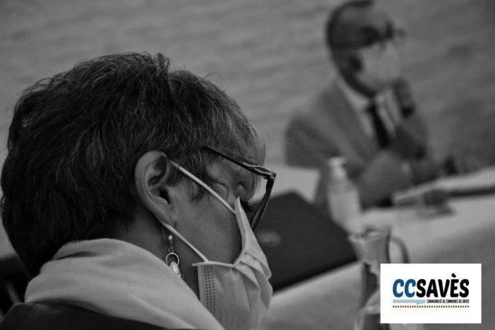 Conseil communautaire Cazaux-Savès - octobre 2020-3