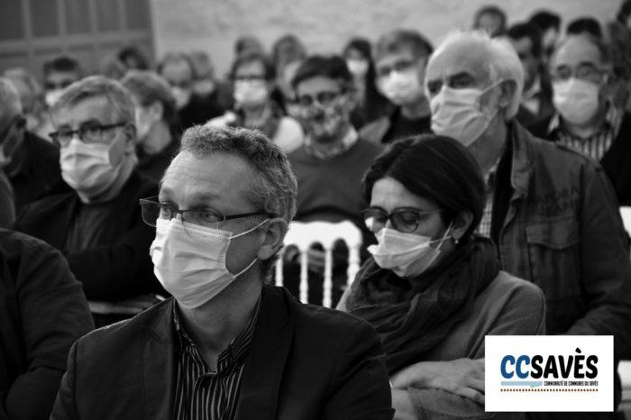 Conseil communautaire Cazaux-Savès - octobre 2020-4