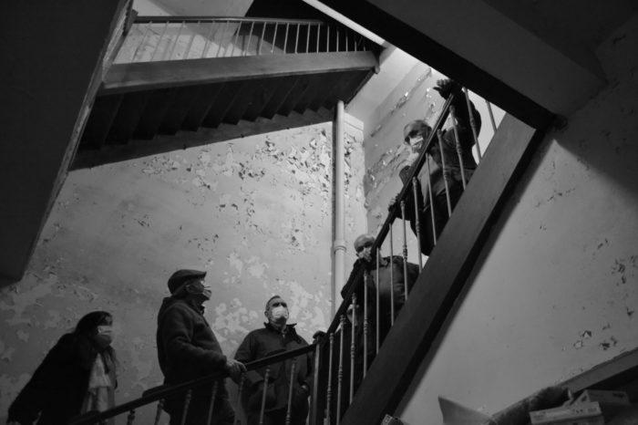 Visite école Yves Chaze de Samatan par les élus le 26/01/21 - Sans commentaire !