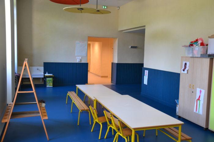ALAE/ALSH CAZAUX - Salle d'activités