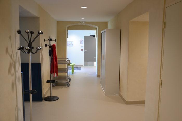 ALAE/ALSH CAZAUX - Couloir principal