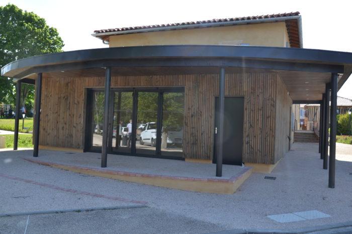 ALAE/ALSH CAZAUX - La nouvelle mairie