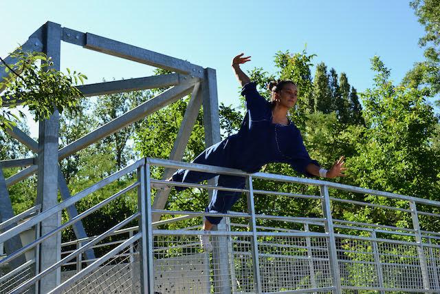 Crédit photo : GT - Lombez- Un été dans le Savès juillet 2021 - En bascule