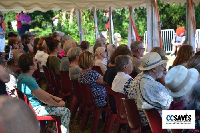Lombez- Un été dans le Savès juillet 2021-3 - Un public conquis