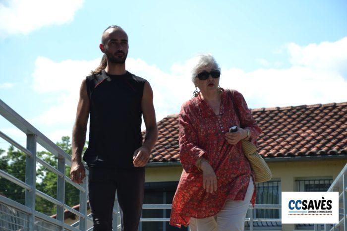 Lombez- Un été dans le Savès juillet 2021 - Joffrey de Peyrac et Angélique Marquise des anges