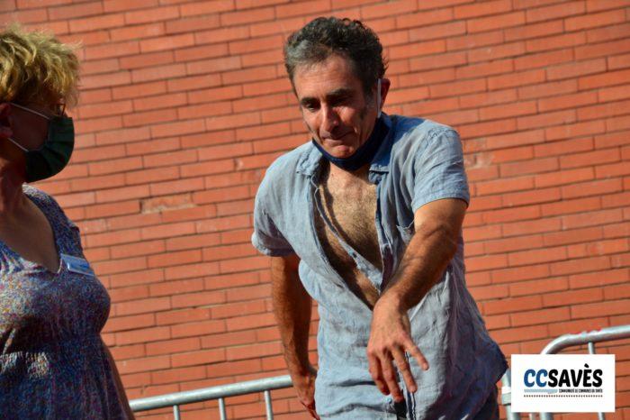 Un été dans le Savès - Festival de théâtre d'été juillet 2021 - Voilà ce que cela provoque l'obtention d'une médaille