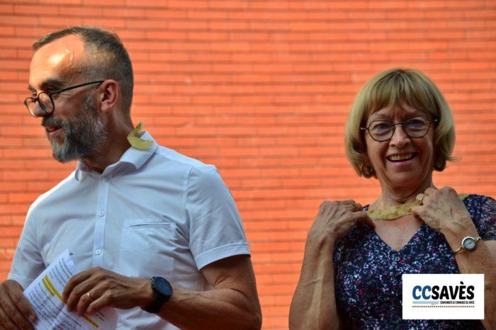 Un été dans le Savès - théâtre d'été juillet 2021-6 - Jolis colliers