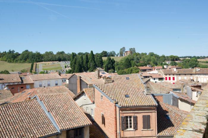 Cathédrale Lombez5 - Crédit photo : Gérard Truflandier
